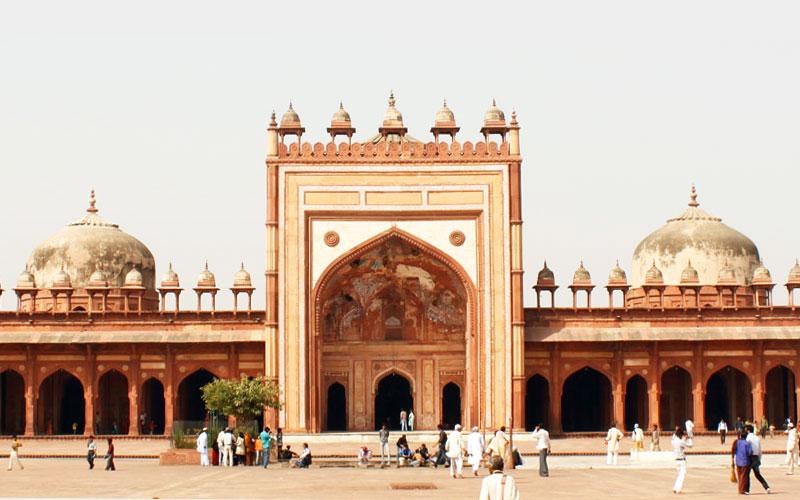 Jama Mosque in Fatehpur Sikri