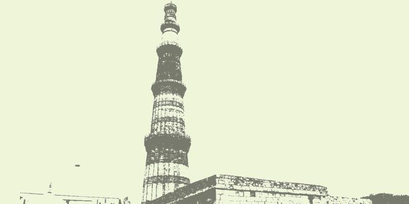 Lodi Minar in Bayana