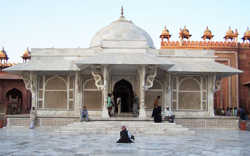 Tomb of Salim Chishti in Fatehpur Sikri