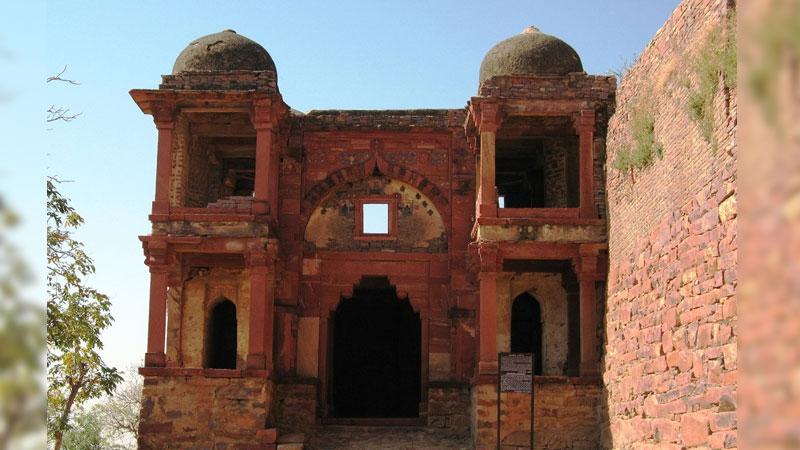 Vijaygarh Fort (Bayana Kila)